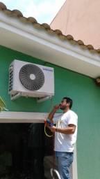 Instale já seu ar condicionado com profissional