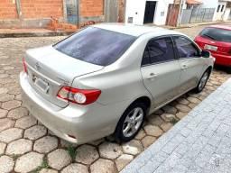 Corolla XEi automático 2013 - 80mkm