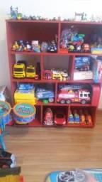 Modulo armario para brinquedos ,livros e espaços