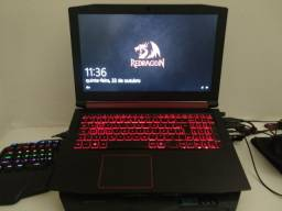 Notebook Gamer Acer Nitro 5 16Gb SSD 256Gb