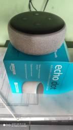 Echo Dot 3 geração amazon Alexa