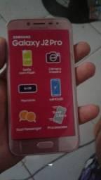 Vende-se Samsung J2 Pro tem a caixa e nota fiscal