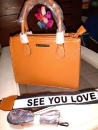 Vendo bolsa nova