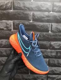 Nike Zoom Blue Orange