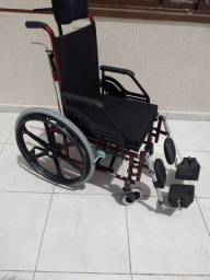 Cadeira de rodas Tetra - Seminova