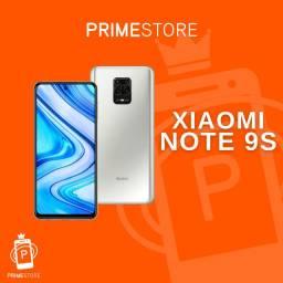 Xiaomi Redmi Note 9S 4gb com 64 // Qualidade e segurança // PrimeStore