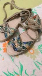 Sandalinha nova