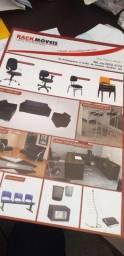 Rack Móveis - escritório