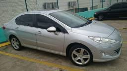 Peugeot 408 Limited 2012