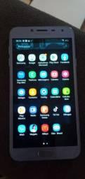 Vendo  celular Samsung  j4 32 gigas