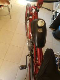 Bicicleta elétrica  semi nova