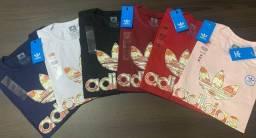 Camisetas (Preço de Atacado R$18,90) - Várias marcas - Fazemos Entrega