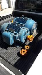 Motor 40cv 2 polos 3550 rpm