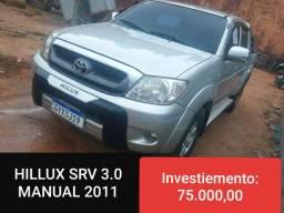 HILUX SRV MANUAL 2011