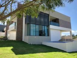 Casa Nova de 04 suítes, fino acabamento, energia solar em Alphaville Litoral - Camaçari -