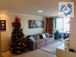 Título do anúncio: Apartamento com 3 dormitórios à venda, 117 m² por R$ 720.000 - Dionisio Torres - Fortaleza