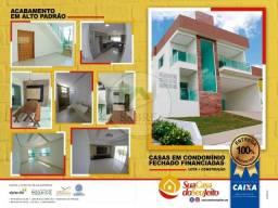 Casa 3 quartos nova a venda no Quinta das Marinas, Ponta Negra, Manaus-AM