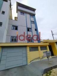 Apartamento para aluguel, 2 quartos, 1 vaga, Bairro De Fátima - Viçosa/MG