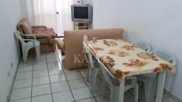 Apartamento para alugar com 1 dormitórios em Aviação, Praia grande cod:1449