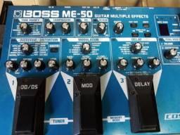 Pedaleira Boss ME-50