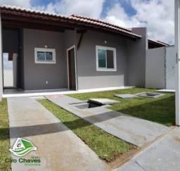 Casa à venda, 79 m² por R$ 135.000,00 - Ancuri - Itaitinga/CE