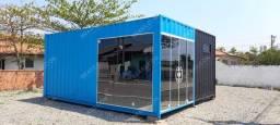 Loja Container 30 m²