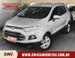 ECOSPORT 2013/2013 2.0 TITANIUM 16V FLEX 4P MANUAL