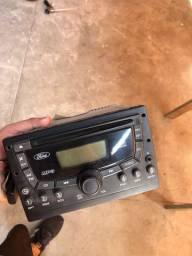 Vendo rádio Ford original