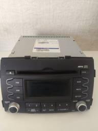 Rádio Original Kia MP3 Sportage