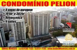 Condomínio Pelion   Jardim Renascença   4 suítes   4 Vagas de Garagem