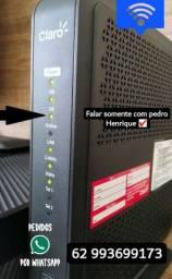Internet fibra wi-fi pra sua casa(instalação gratis