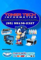 Técnico em Impressoras e Computadores