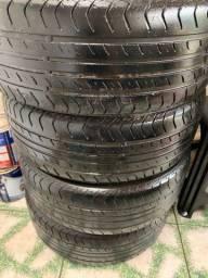 Vendo 4 pneus nexen 205/55 aro 16