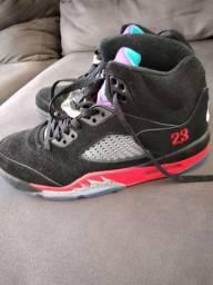 Jordan 5 novo sem uso 41 br