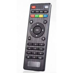 Controle remoto para tv box mxq/mx9 tx3 e tx9