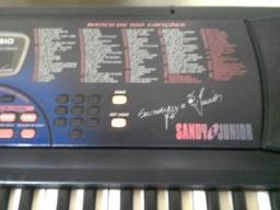 Teclado Sandy e Júnior
