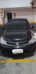 Nissan Tiida 1.8 Flex com GNV