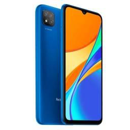 Smartphone Xiaomi Redmi 9C 3GB 64GB Azul