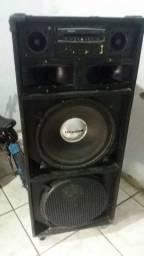 Vendo festa caixa de som