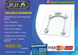 Balança Digital de banheiro até 180kg