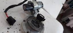 Ingnicao é a tampa do tanque da moto 160 usada original *