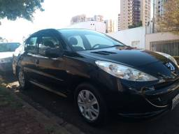 Peugeot 207 Sedan 1.4 FLEX - placa A - Carro extra!!!