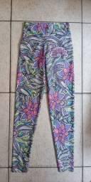Legging colorida