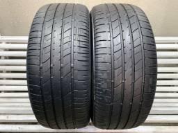 Par de Pneus Bridgestone 235/55/17 Turanza ER30 - Pneu 235 55 17