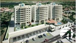 Apartamentos com 107,33m² *3 quartos (Suítes)- Eusébio