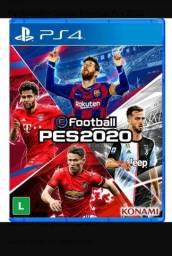 PES 2020 Ps4 Pro Evolution Soccer 2020 Mídia física