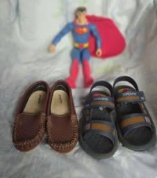 Lote Infantil Calçados