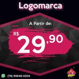 Criação de Logomarca / Logotipo para sua empresa
