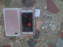 iPhone 7plus rose