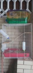 Gaiola Mônaco e Gaiola para roedores peq
